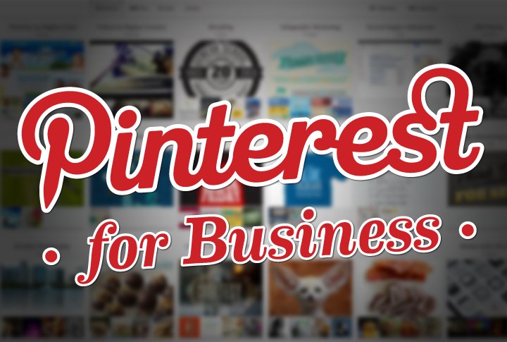 Learn how to utilize the popular image sharing site Pintrest for small business.